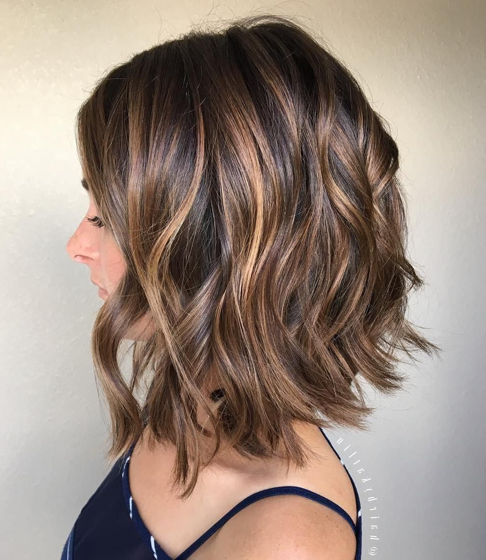 25 Special Occasion Hairstyles In 2018 | Skin Care Products You Must With Regard To Short Curly Caramel Brown Bob Hairstyles (View 3 of 20)