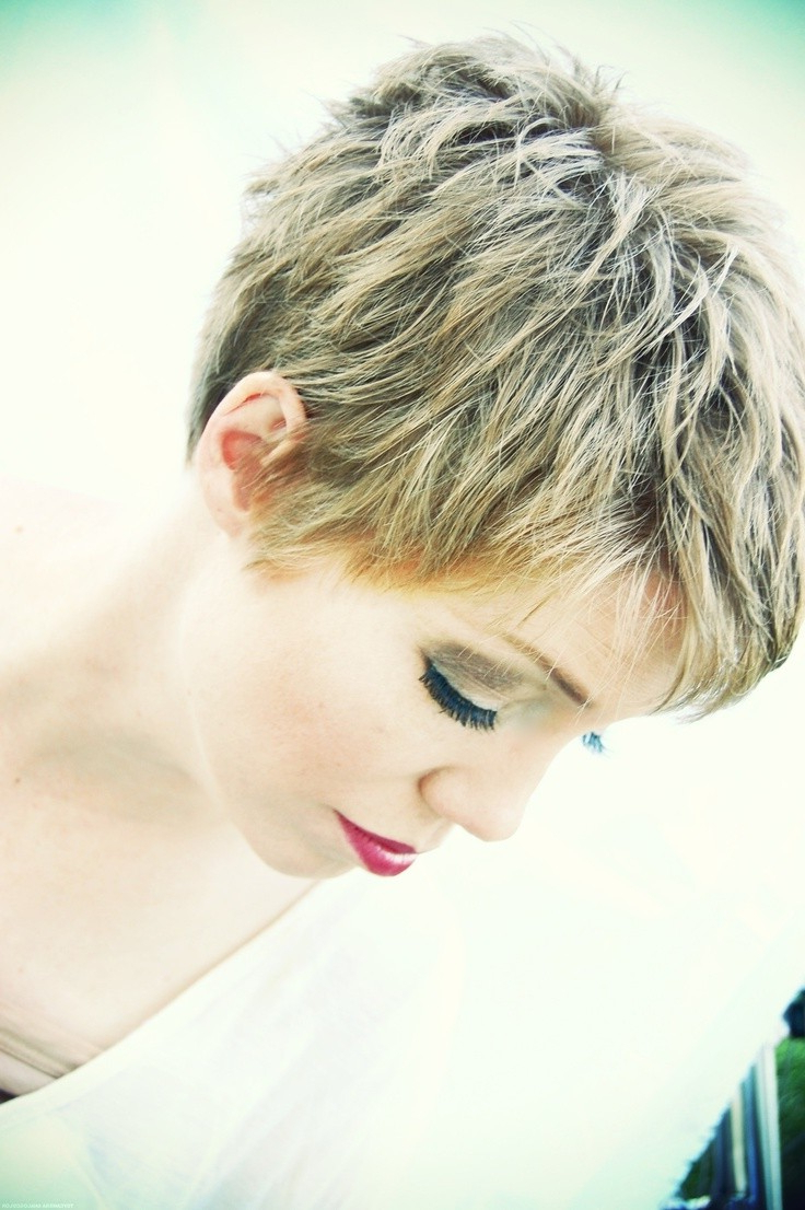 26 Simple Hairstyles For Short Hair 2019 Pertaining To Short And Classy Haircuts For Thick Hair (View 5 of 20)