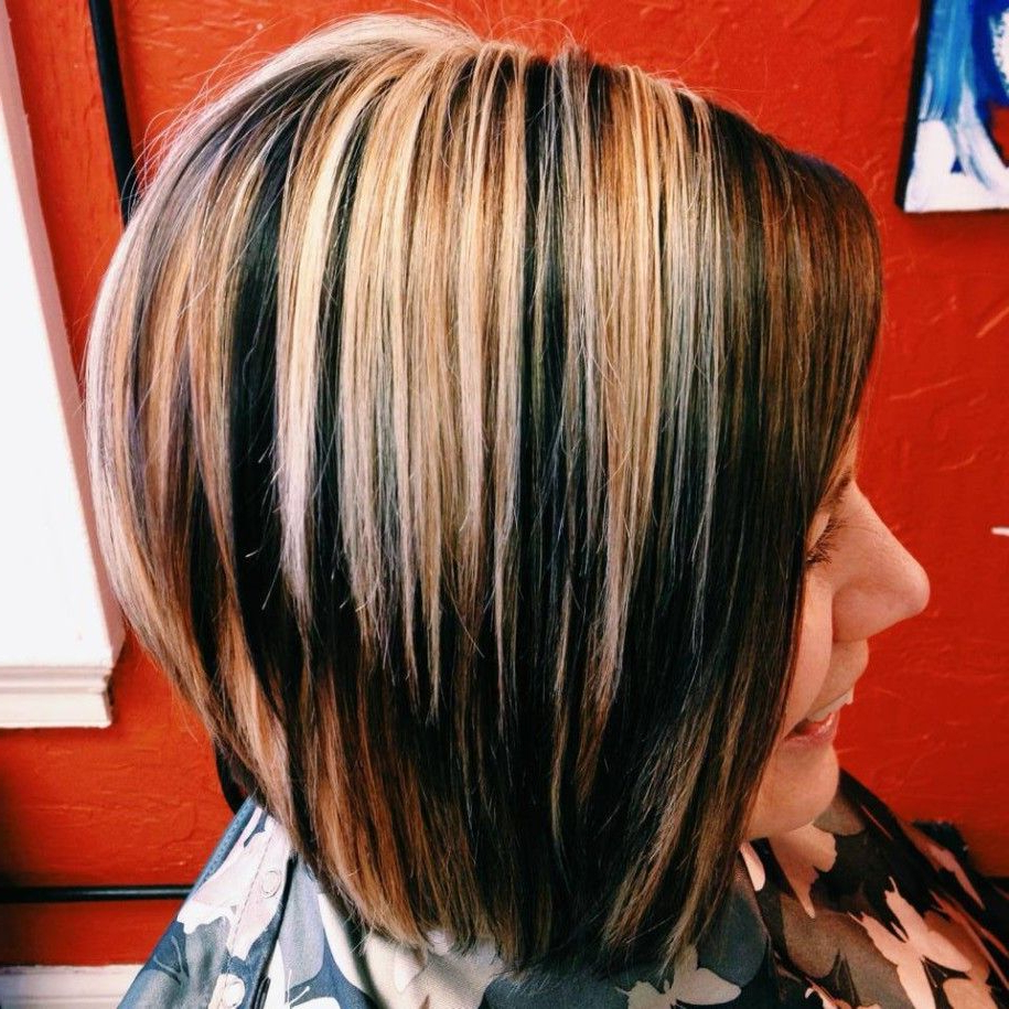 3 Dimensional Hair Color For Short Hair 915X915 | Hairstyles And Regarding Short Bob Hairstyles With Dimensional Coloring (View 7 of 20)