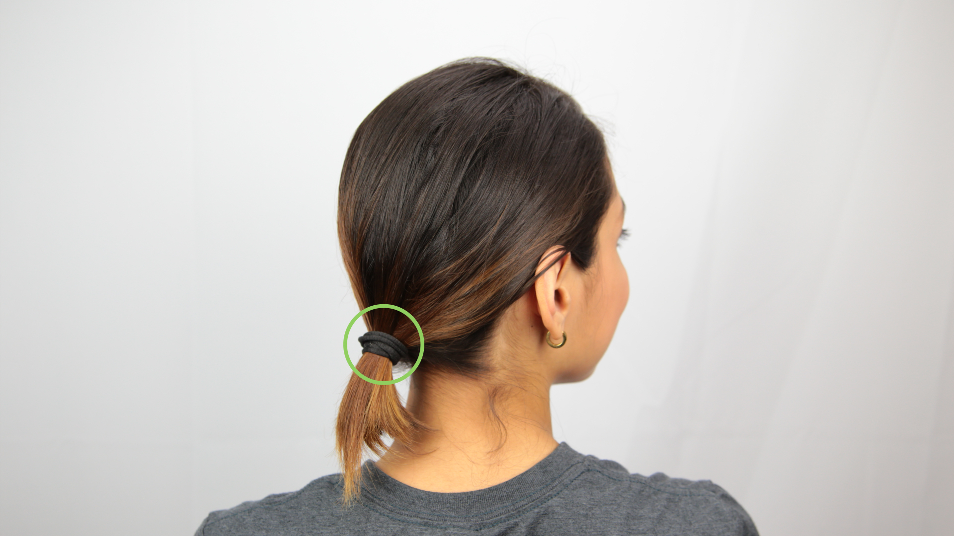 3 Ways To Make A Bun For Short Hair – Wikihow Intended For Shorter Black Messy Hairstyles (View 10 of 20)