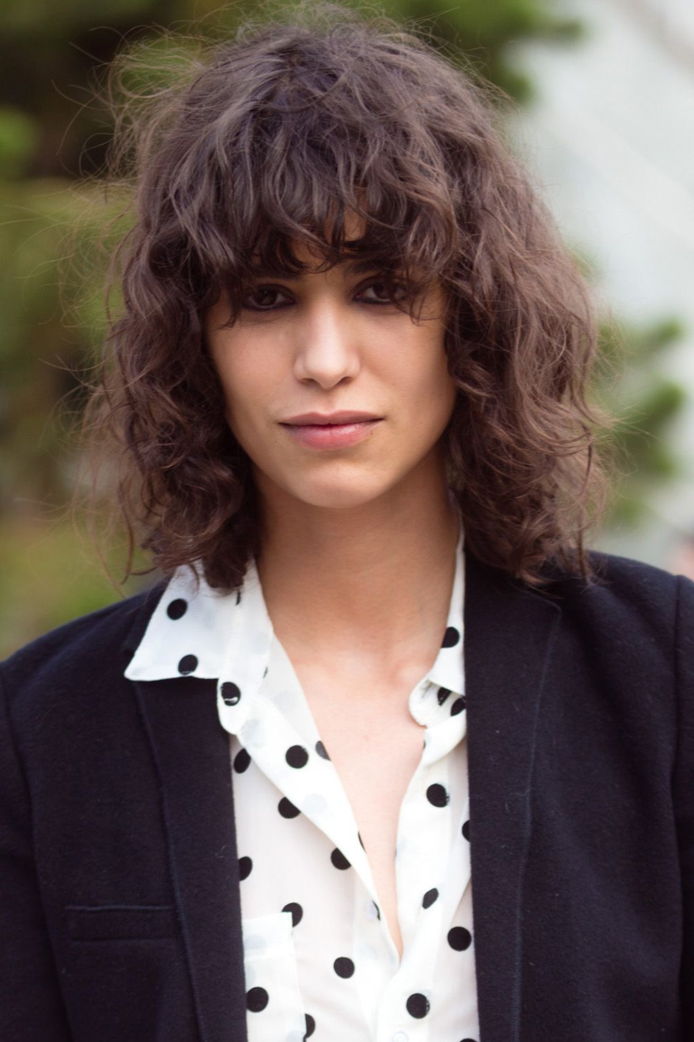 32 Curly Hairstyles And Haircuts We Love – Best Hairstyle Ideas For Throughout Short Black Hairstyles With Tousled Curls (View 7 of 20)