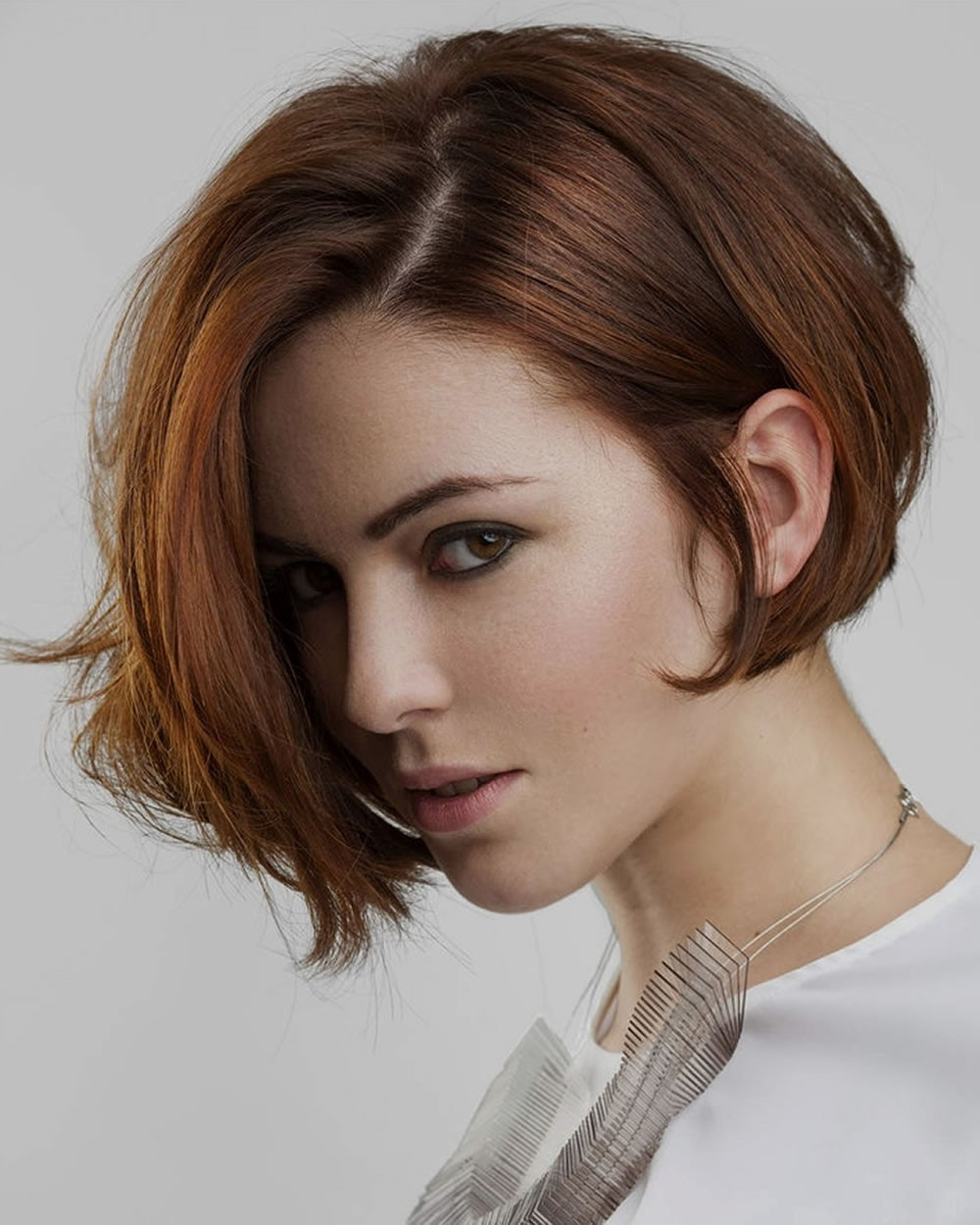 33+ Most Stylish Short Curly Hairstyles & Haircuts For Women Pertaining To Short Bob For Curly Hairstyles (View 12 of 20)