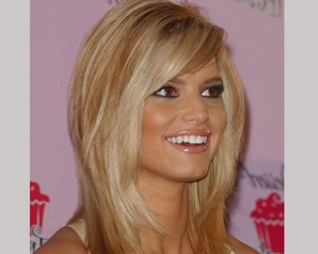 33 Things To Know About Long Bob With Side Swept Bangs | Long Bob Pertaining To Layered Bob Hairstyles With Swoopy Side Bangs (View 10 of 20)
