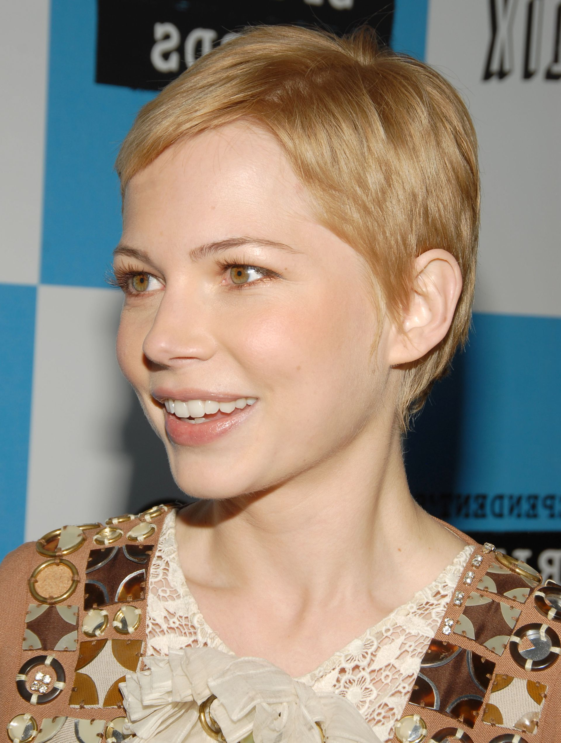34 Best Pixie Cuts Of All Time – Iconic Pixie Haircut Ideas Inside Disheveled Blonde Pixie Haircuts With Elongated Bangs (View 10 of 20)