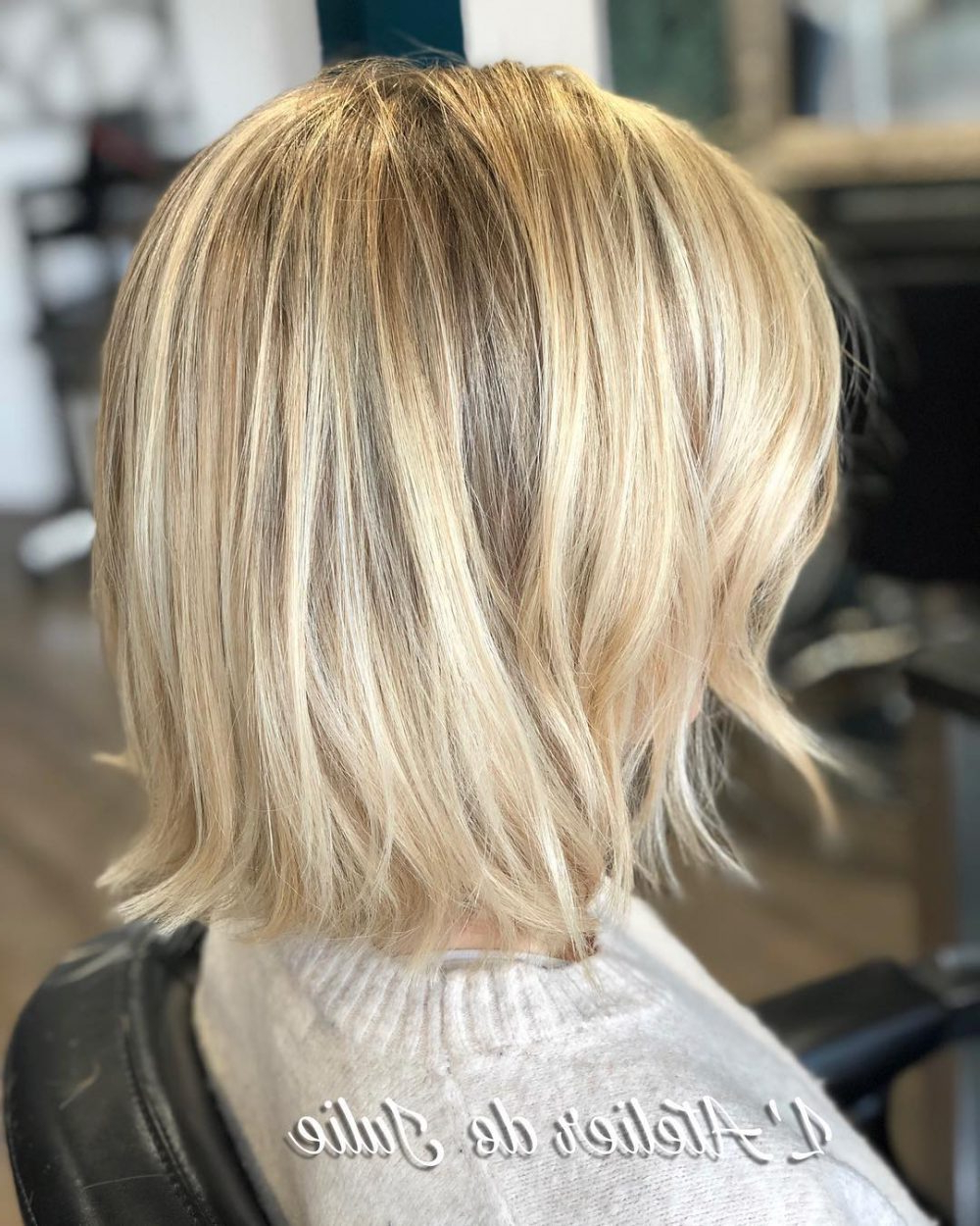 34 Perfect Short Haircuts And Hairstyles For Thin Hair (2018) Throughout Layered Bob Haircuts For Fine Hair (View 13 of 20)