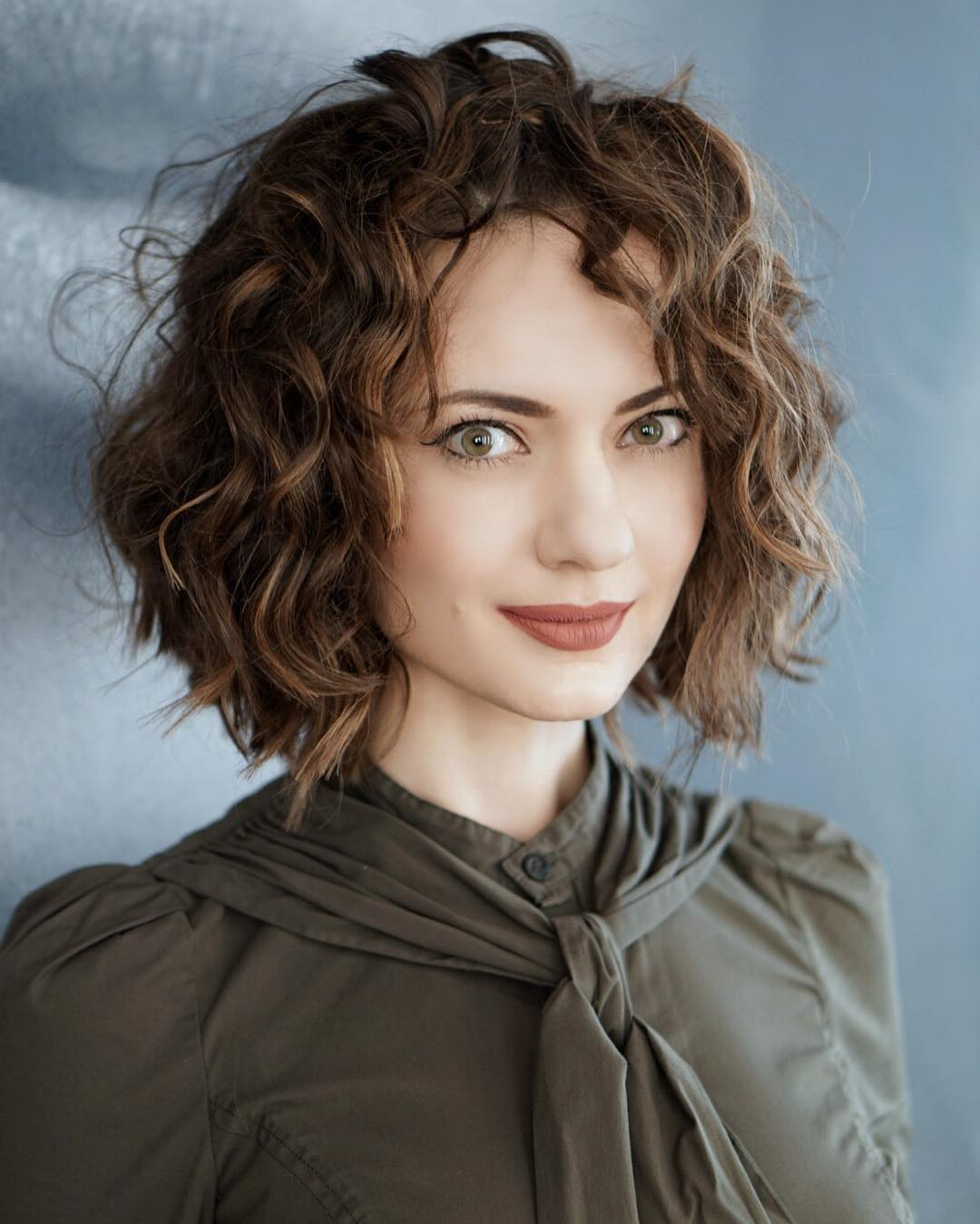 38 Super Cute Ways To Curl Your Bob – Popular Haircuts For Women 2017 For Cute Curly Bob Hairstyles (View 7 of 20)