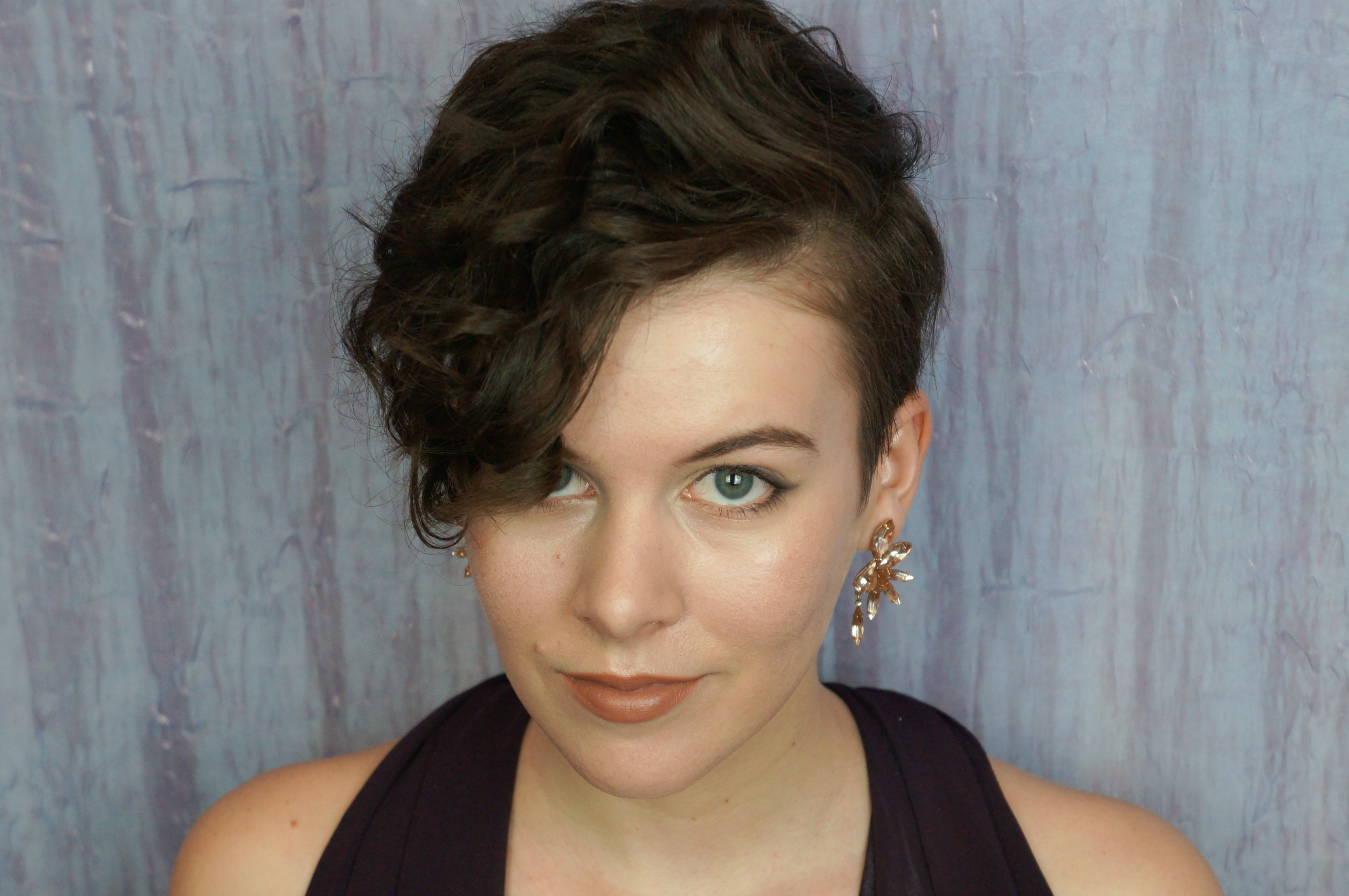 4 Short Hairstyles For Prom That Prove Pixie Cuts Can Be Extremely Glam Throughout Long Messy Curly Pixie Haircuts (View 14 of 20)