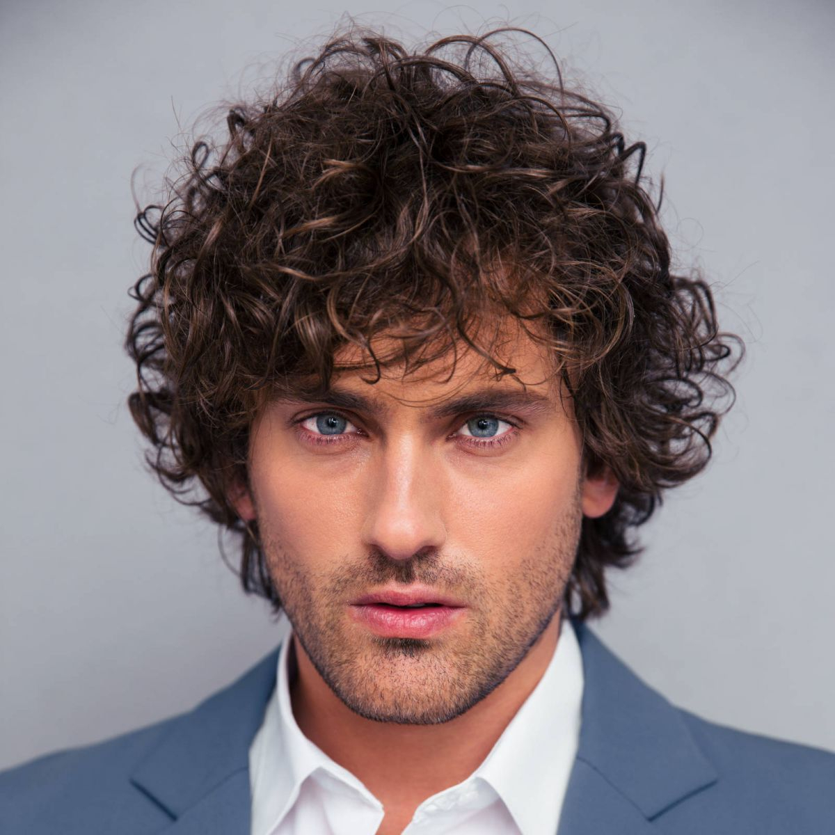40 Modern Men's Hairstyles For Curly Hair (that Will Change Your Look) With Regard To Short Messy Curly Hairstyles (View 3 of 20)