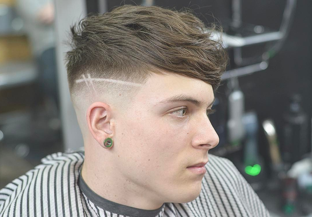 42 Trendy Short Hairstyles For Men In 2017 For Short Messy Hairstyles With Twists (View 6 of 20)