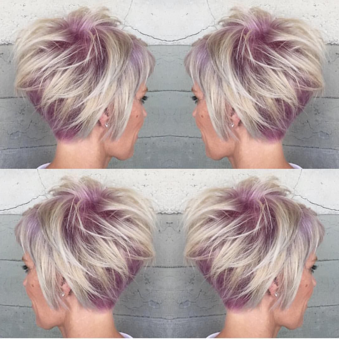 50 Awesome Pixie Haircut For Thick Hair | Saved | Pinterest With Regard To Pixie Haircuts With Short Thick Hair (View 17 of 20)