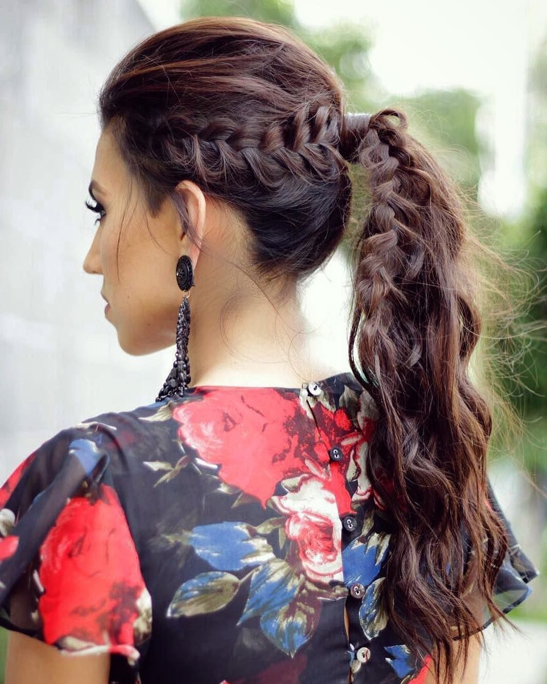 50 Head Turning Messy Ponytail Hairstyles — Casual Elegance For Favorite Intricate And Messy Ponytail Hairstyles (View 3 of 20)