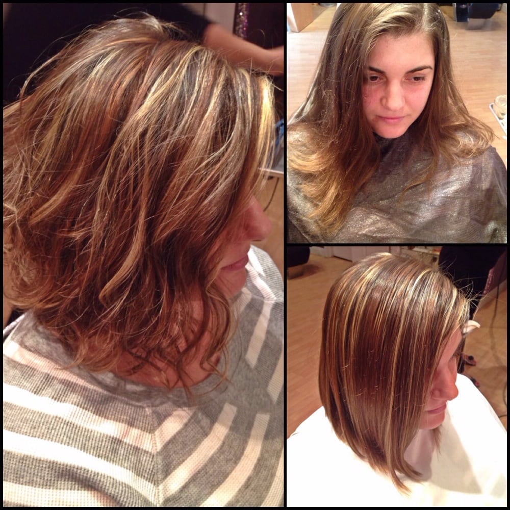 50 Hottest Balayage Hairstyles For Short Hair – Balayage Hair Color Throughout Short Crop Hairstyles With Colorful Highlights (View 11 of 20)