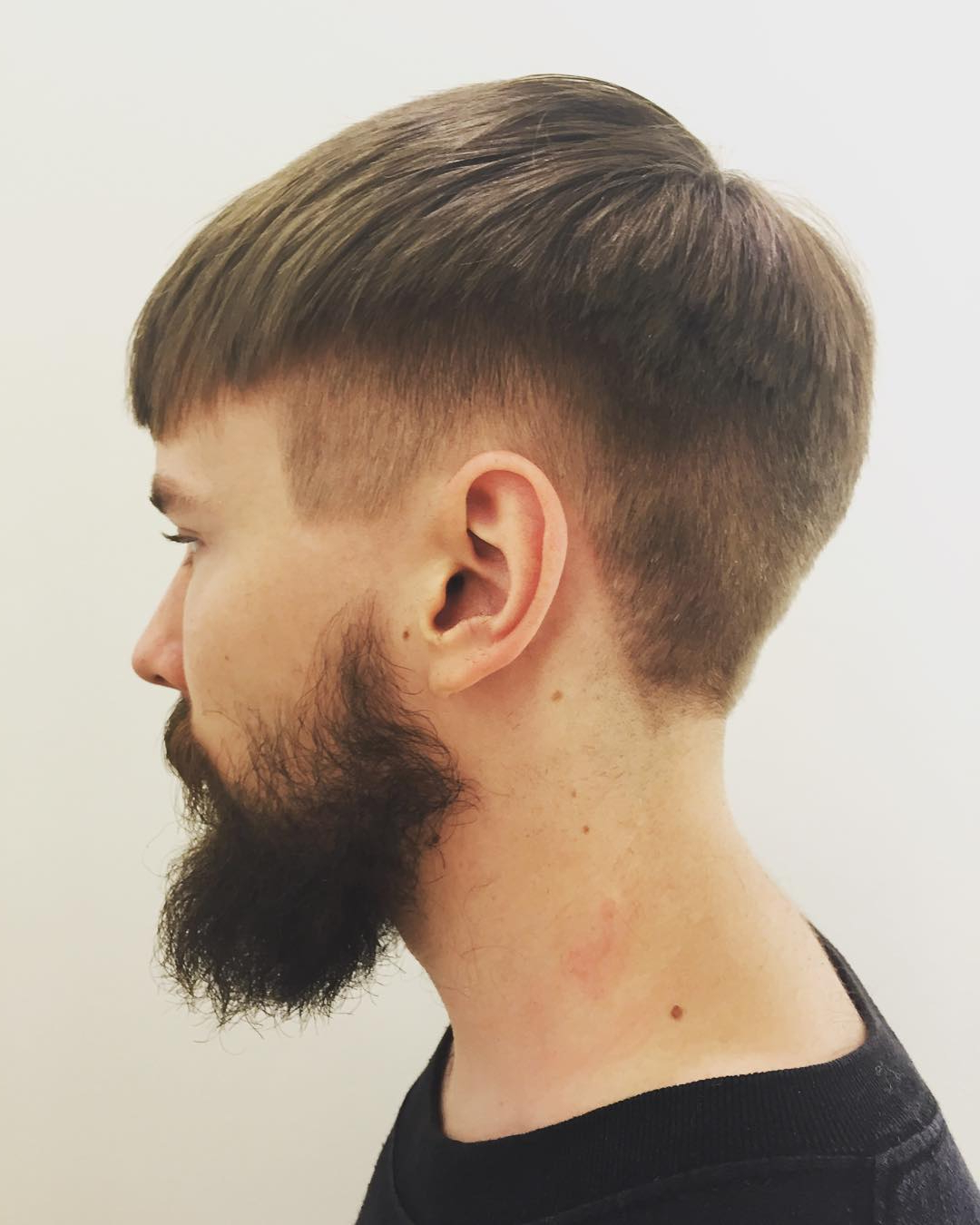 Featured Photo of Tapered Bowl Cut Hairstyles