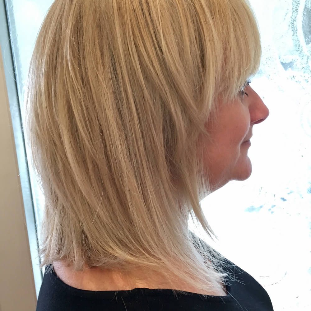51 Stunning Medium Layered Haircuts (Updated For 2018) Inside Messy Pixie Haircuts With V Cut Layers (View 10 of 20)