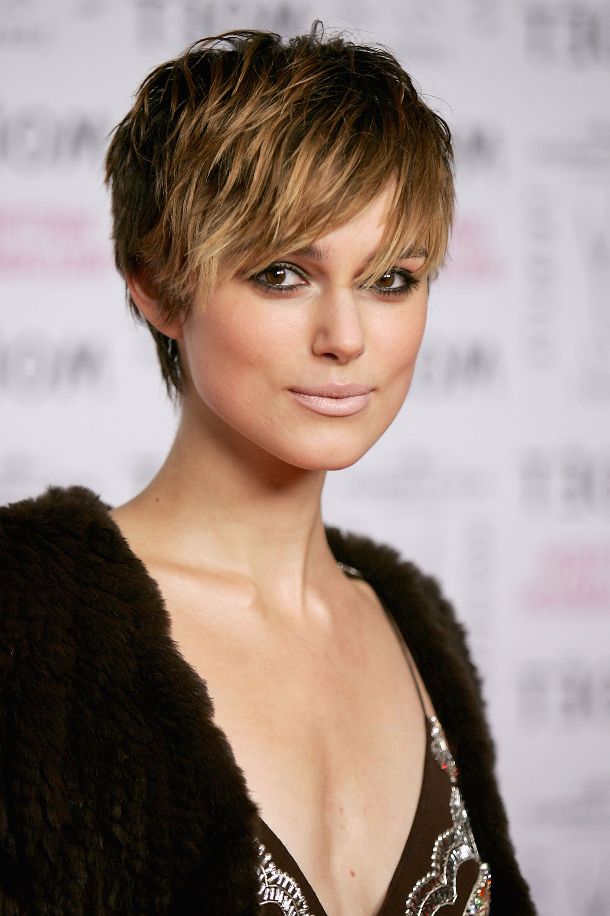 53 Best Pixie Cut Hairstyle Ideas 2018 – Cute Celebrity Pixie Haircuts Pertaining To Choppy Pixie Bob Haircuts With Stacked Nape (View 13 of 20)