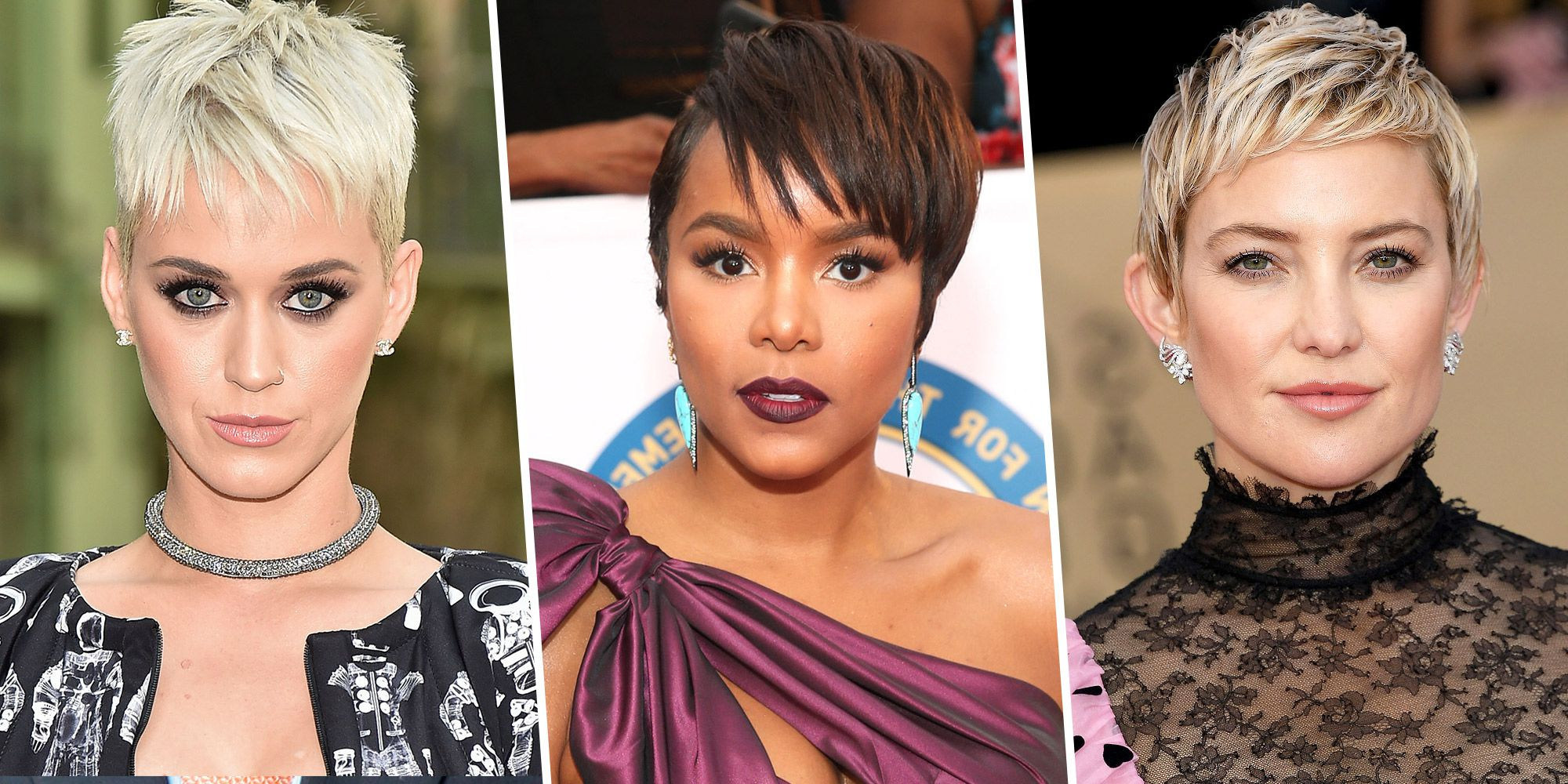 53 Best Pixie Cut Hairstyle Ideas 2018 – Cute Celebrity Pixie Haircuts Throughout Sleeked Down Pixie Hairstyles With Texturizing (View 11 of 20)