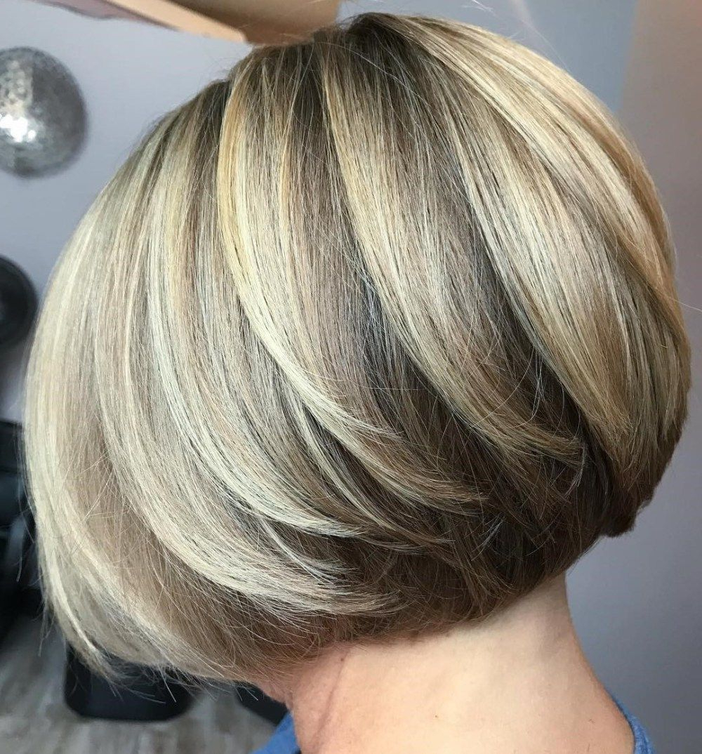 60 Best Short Bob Haircuts And Hairstyles For Women | Love This Regarding Short Bob Hairstyles With Dimensional Coloring (View 13 of 20)