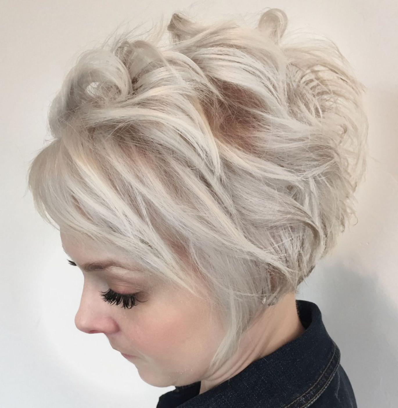 60 Gorgeous Long Pixie Hairstyles | Short Haircuts | Pinterest For Long Messy Ash Blonde Pixie Haircuts (View 14 of 20)