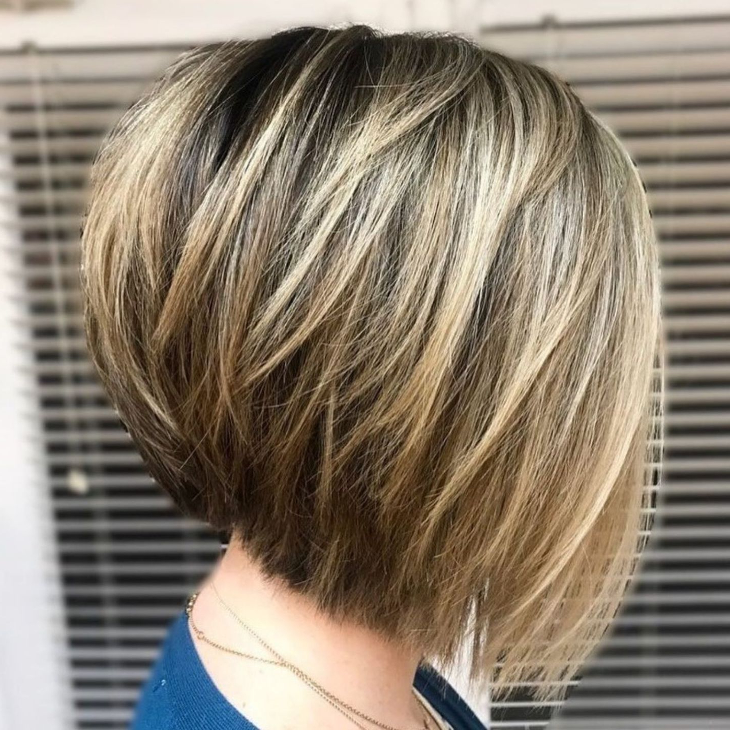 60 Layered Bob Styles: Modern Haircuts With Layers For Any Occasion Regarding Short Red Haircuts With Wispy Layers (View 10 of 20)