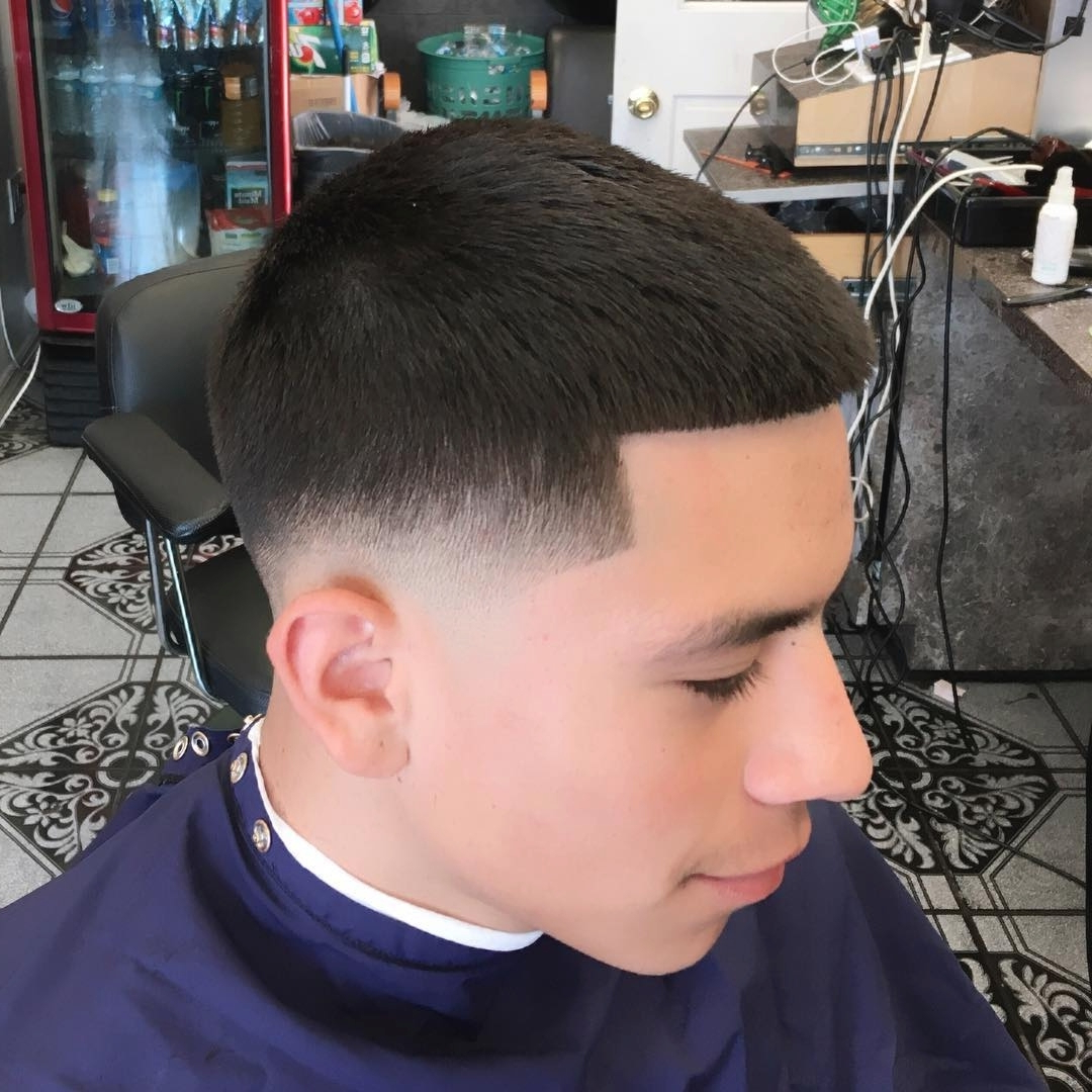 7 Taper Cut Hairstyle Tips You Need To Learn Now | Taper Cut With Regard To Tapered Bowl Cut Hairstyles (View 11 of 20)