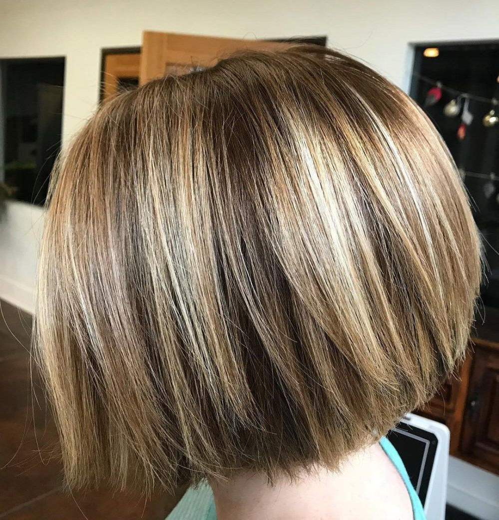 70 Fabulous Choppy Bob Hairstyles | Bobs, Choppy Bob Hairstyles And Regarding Voluminous Nape Length Inverted Bob Hairstyles (View 9 of 20)