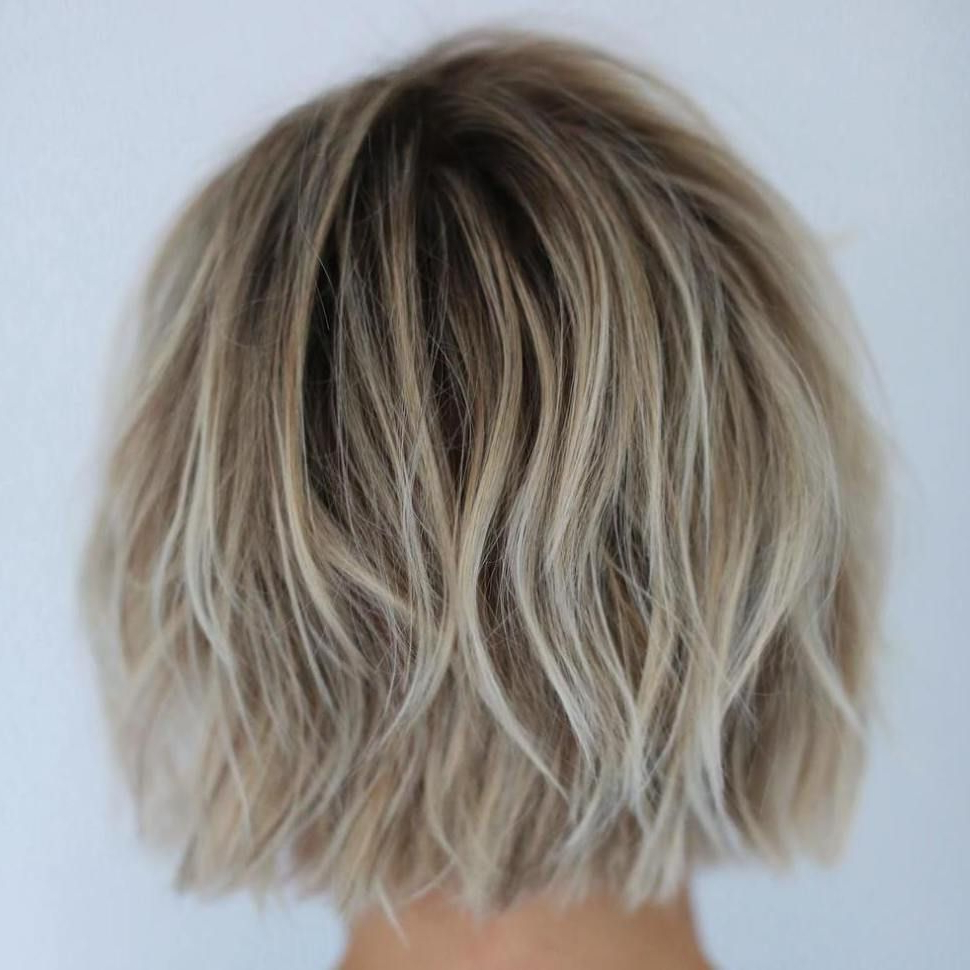 70 Fabulous Choppy Bob Hairstyles | Choppy Bob Hairstyles, Bob Throughout Choppy Tousled Bob Haircuts For Fine Hair (View 16 of 20)