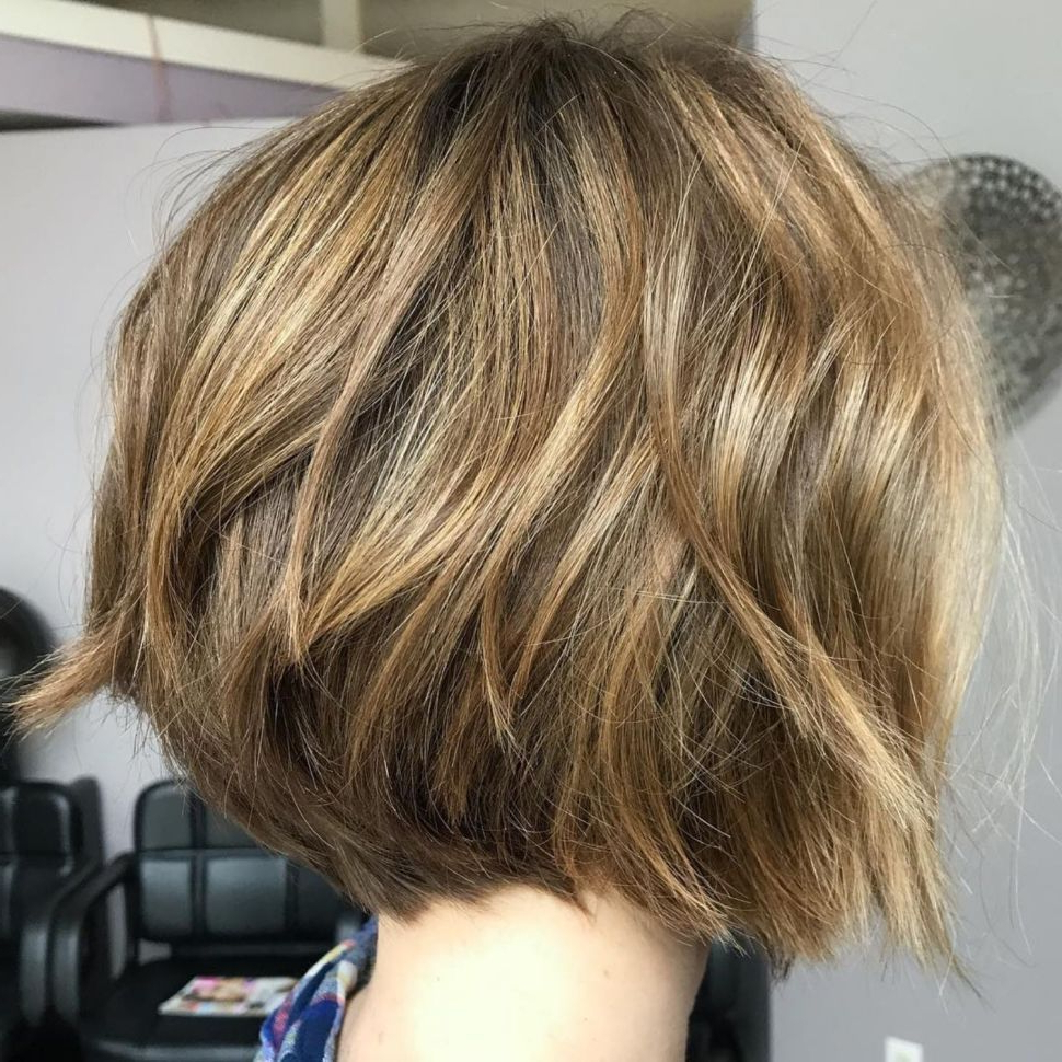 70 Fabulous Choppy Bob Hairstyles | Pinterest | Bobs, Blondes And With Regard To Hazel Blonde Razored Bob Hairstyles (Gallery 17 of 20)