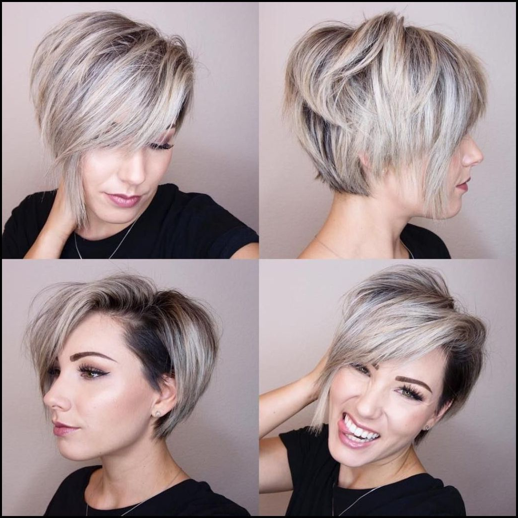 70 Short Shaggy, Spiky, Edgy Pixie Cuts And Hairstyles | Undercut Inside Funky Pixie Undercut Hairstyles (View 11 of 20)