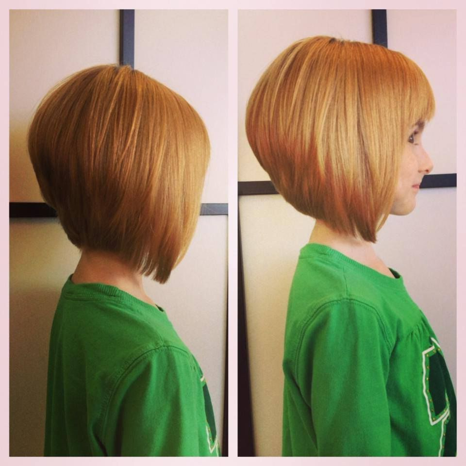 A Line Bob Haircut (View 2 of 20)
