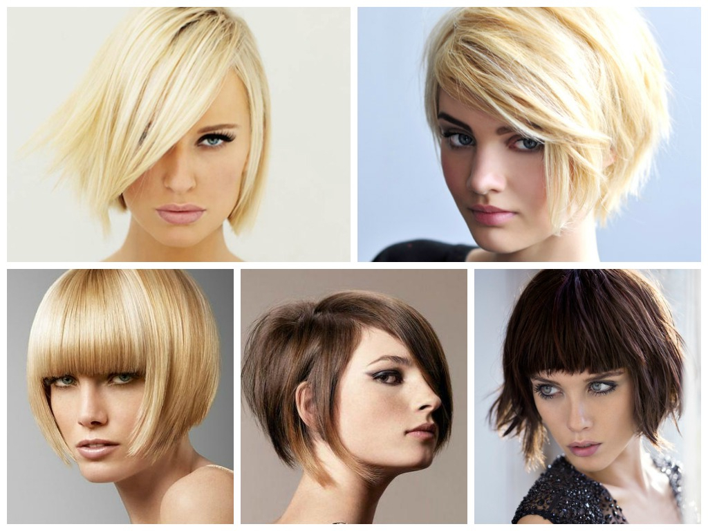 A Selection Of Short Inverted Bob Haircuts – Hair World Magazine For Short Tapered Bob Hairstyles With Long Bangs (View 6 of 20)