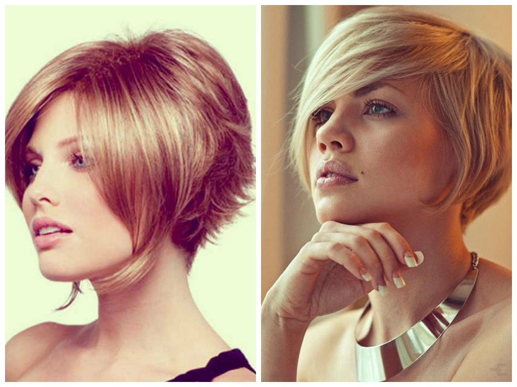 A Selection Of Short Inverted Bob Haircuts Hair World Magazine Within Short Tapered Bob Hairstyles With Long Bangs (Gallery 8 of 20)