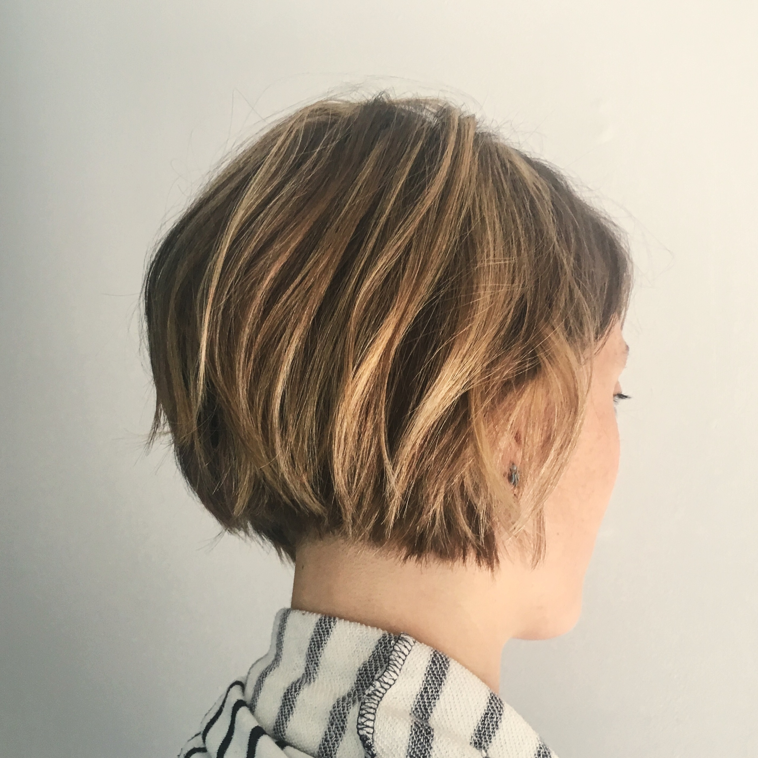 Advanced Razored Bob, November 4th, 10a 3p In Razored Brown Bob Hairstyles (View 14 of 20)