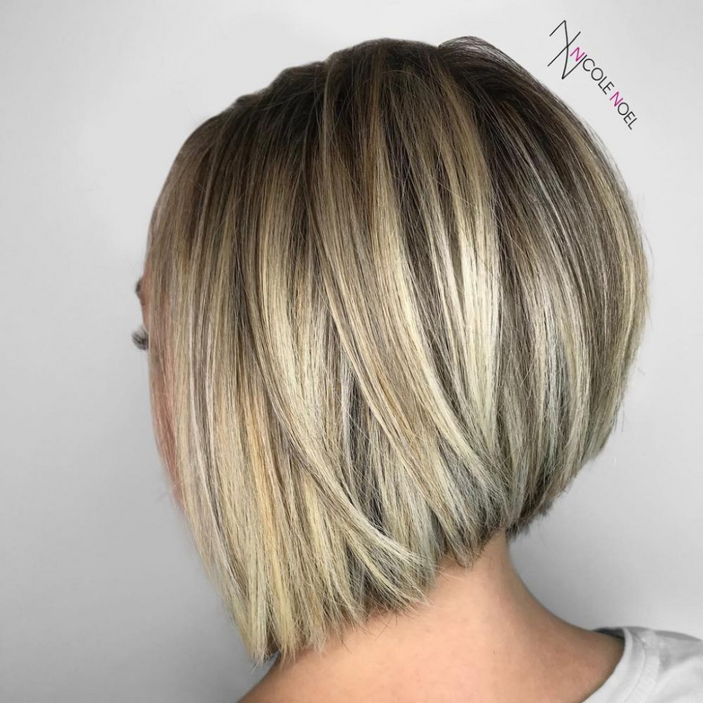 Amazing And Also Beautiful Short Angled Bob Hairstyles Round Faces With Angled Bob Hairstyles (View 10 of 20)