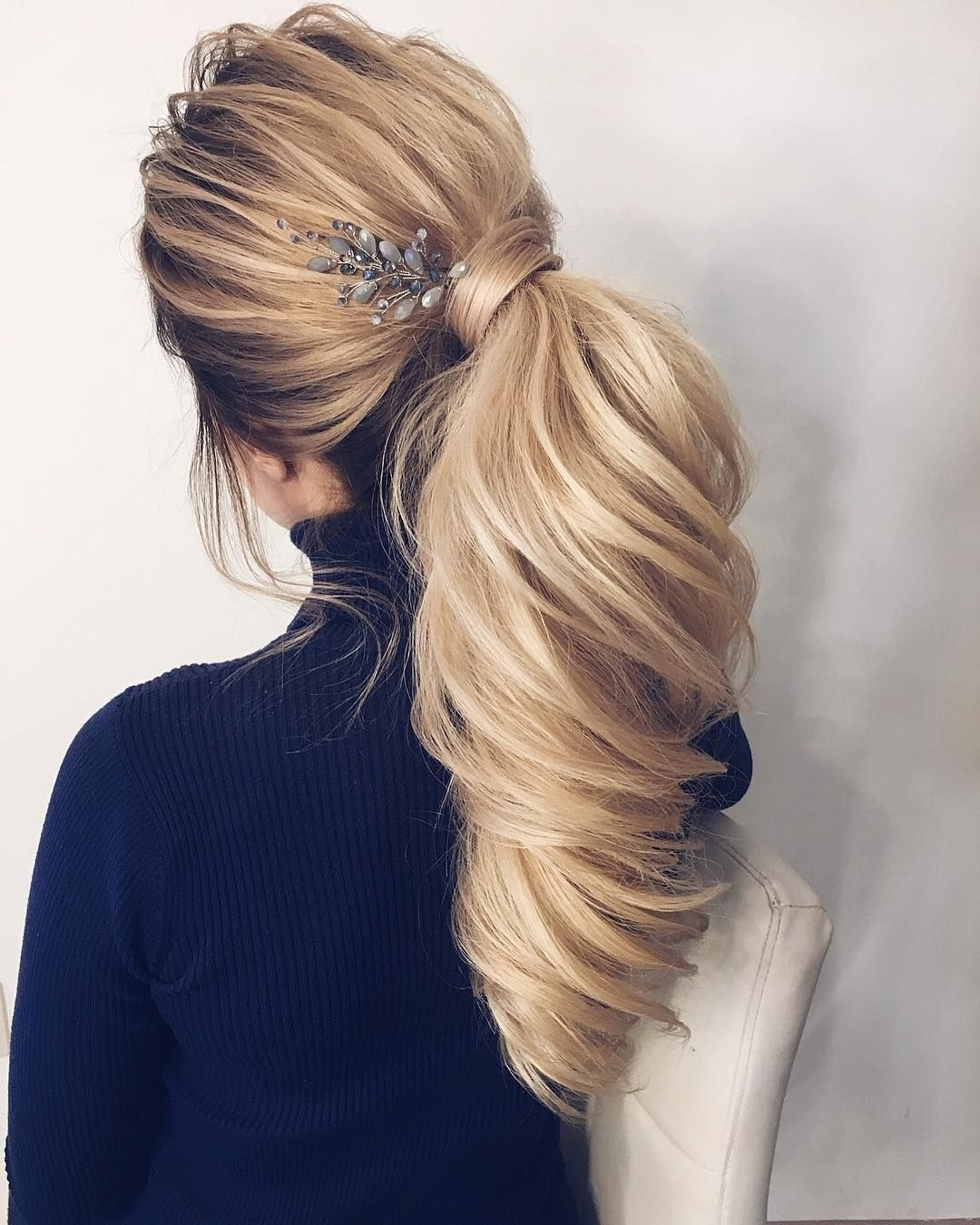 Best And Newest Intricate And Messy Ponytail Hairstyles Intended For Gorgeous Ponytail Hairstyle Ideas That Will Leave You In Fab (View 5 of 20)