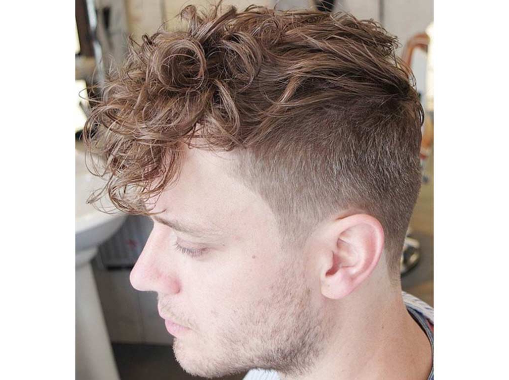 Best Hairstyles For Men With Curly Hair – Men's Style Australia Pertaining To Undercut Hairstyles For Curly Hair (View 5 of 20)