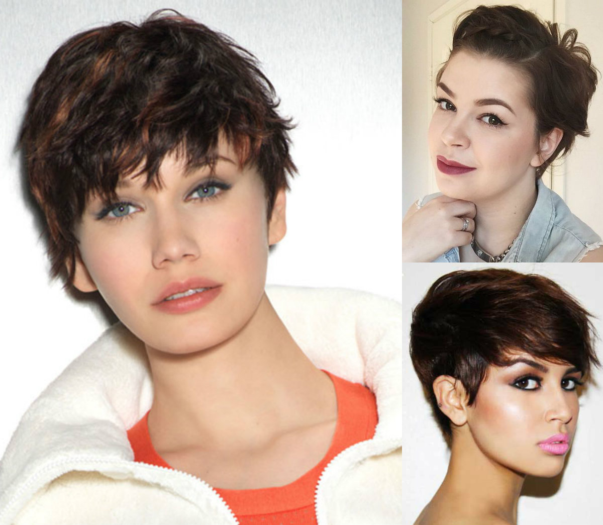 Best Pixie Haircuts For Round Faces 2017 | Hairdrome Within Cute Shaped Crop Hairstyles (View 14 of 20)