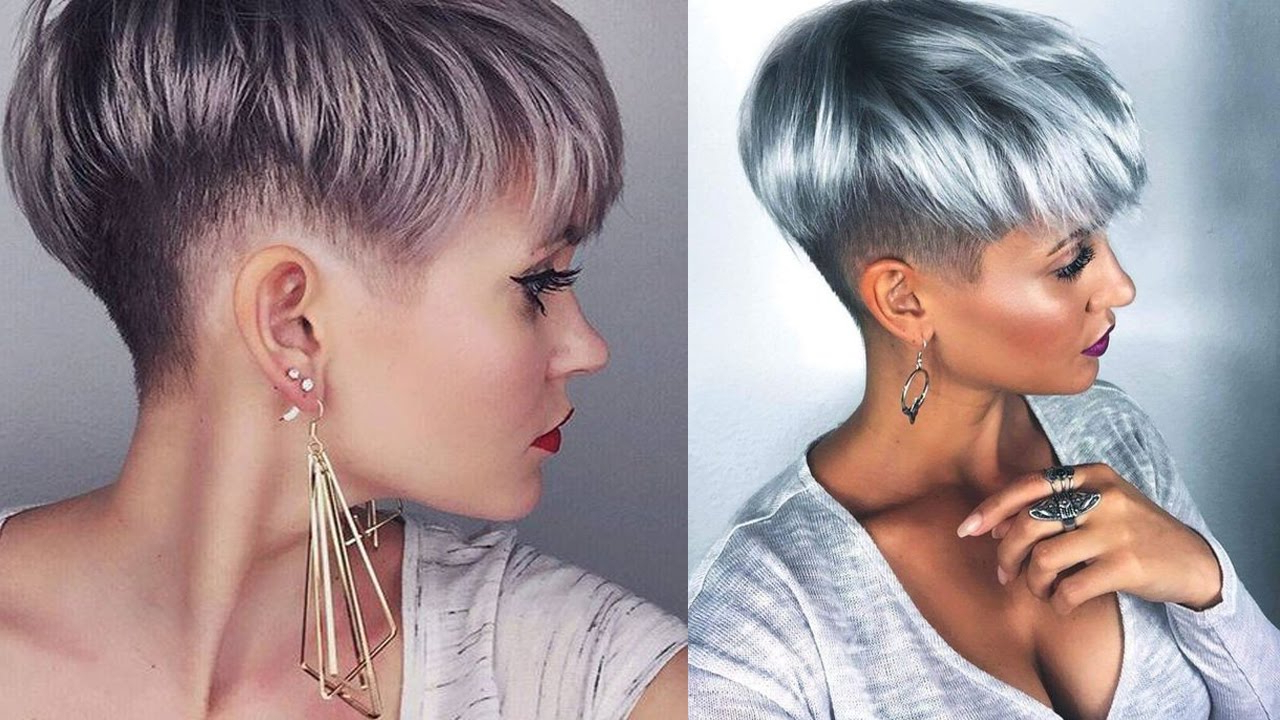 Bowl Haircuts For Women – Bowl Hair Cut 2017 (bowl Hairstyle) – Youtube With Tapered Bowl Cut Hairstyles (View 7 of 20)