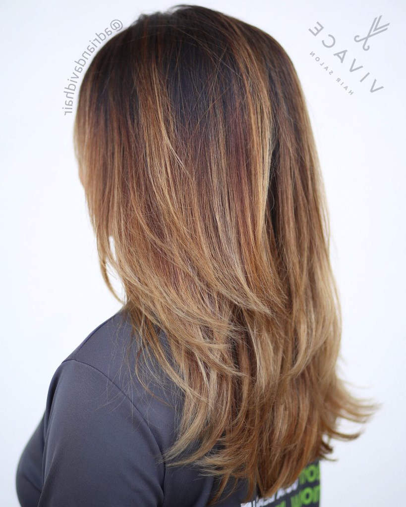 Bronde Balayageadrian Sieminski At Vivace Salon In Del Mar Ca Regarding High Contrast Blonde Balayage Bob Hairstyles (View 12 of 20)