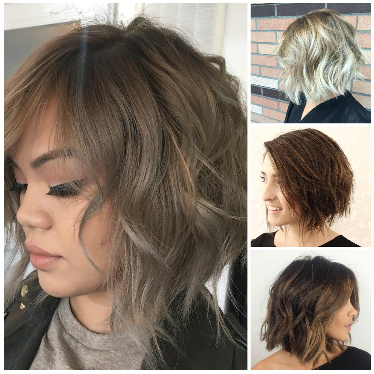 Casual Short Messy Hairstyles For Females | 2019 Haircuts In Short Messy Hairstyles With Twists (View 15 of 20)