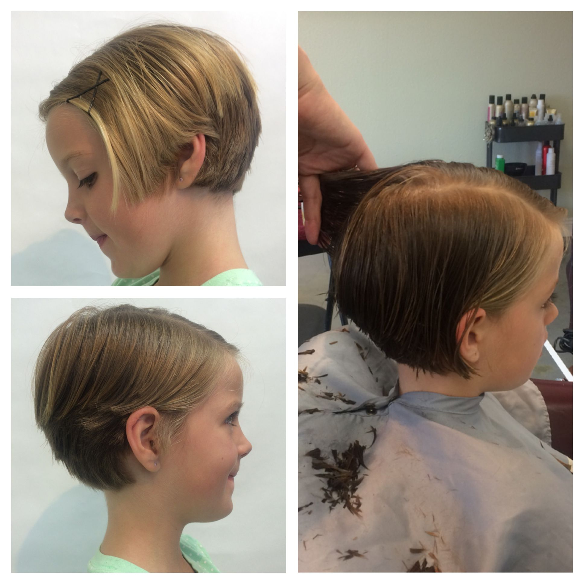 Child Pixie Hair Cut Girls Pixie Hairstyle Cute Short Hairnicole Pertaining To Pixie Short Bob Haircuts (View 12 of 20)