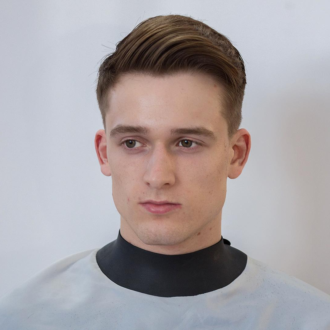 Cool Side Part Haircuts To Get In 2018 In Short Haircuts With Side Part (View 9 of 20)