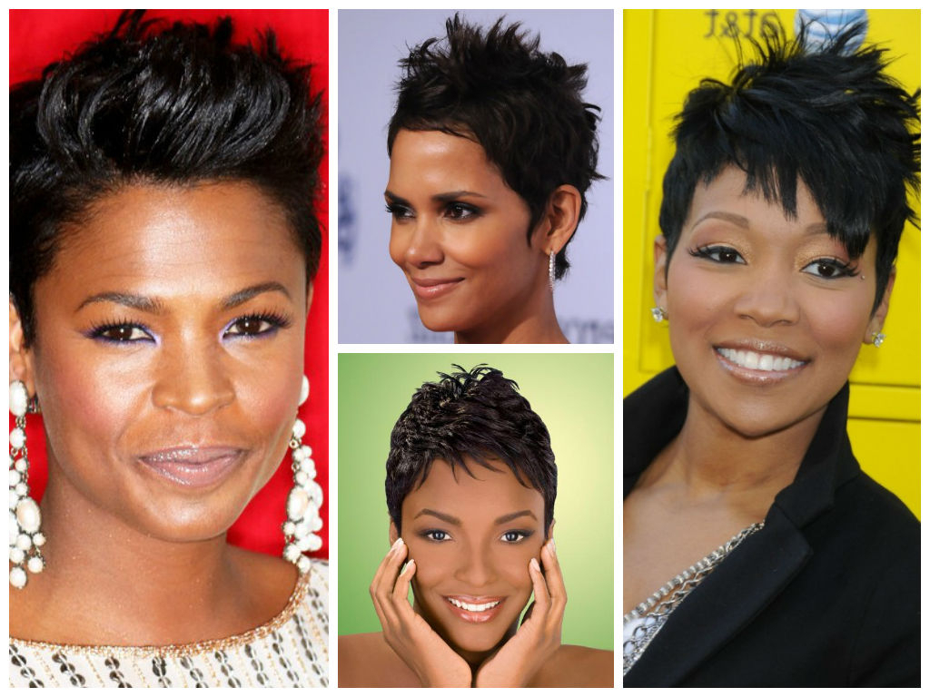 Cropped Hairstyle Ideas For Black Women – Hair World Magazine With Shorter Black Messy Hairstyles (View 19 of 20)