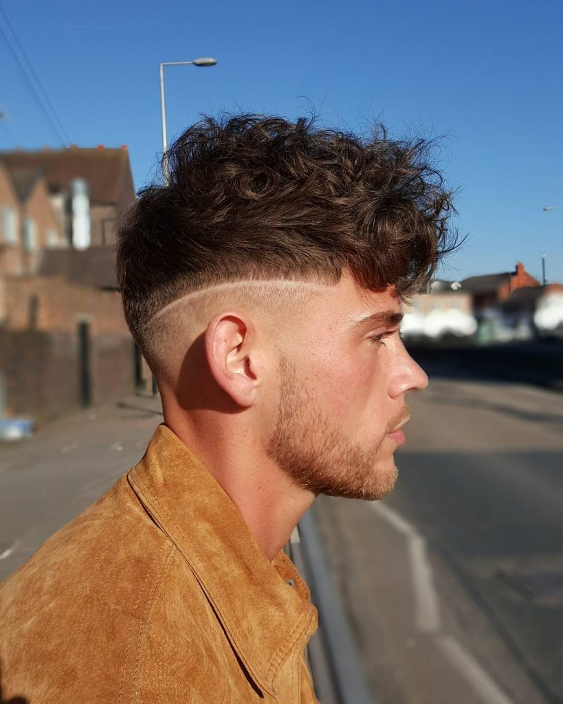 Curly Hairstyles For Men 2017 | Gentlemen Hairstyles Throughout Undercut Hairstyles For Curly Hair (View 7 of 20)