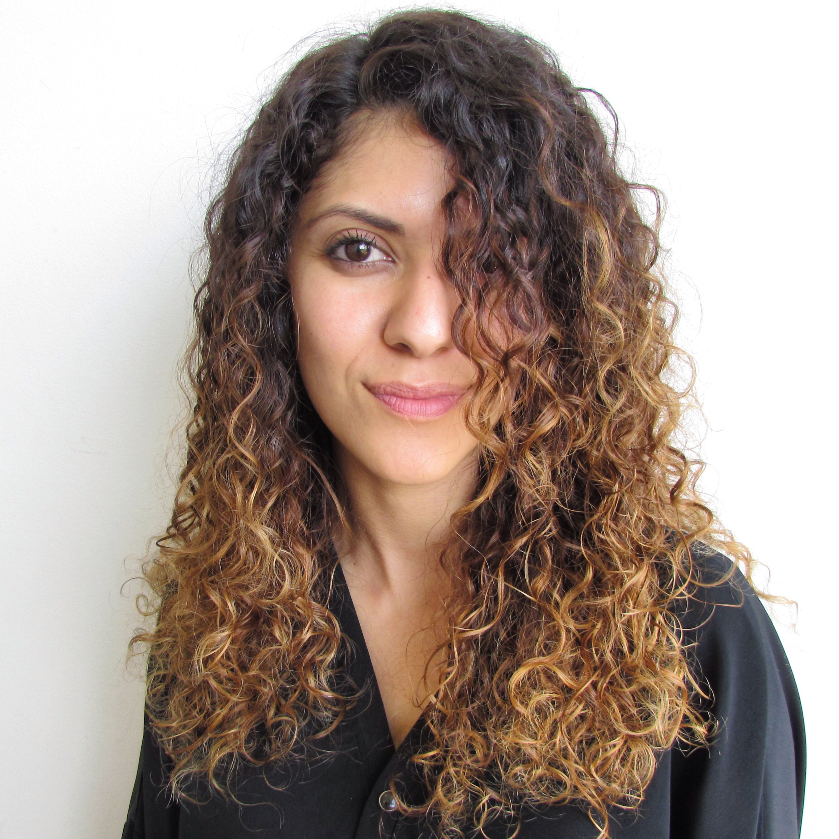 Curly Sexy Cool | Sally Hershberger Los Angeles Blog Intended For Brown Curly Hairstyles With Highlights (View 9 of 20)