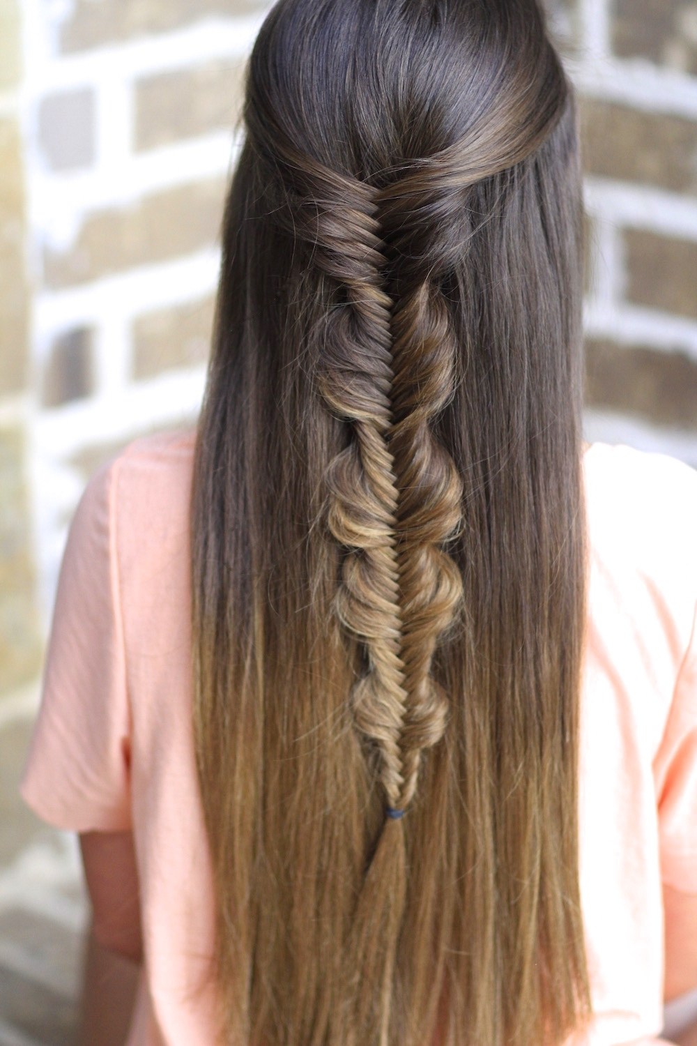 Cute Girls Hairstyles With 2018 French Braid Ponytail Hairstyles With Bubbles (View 13 of 20)