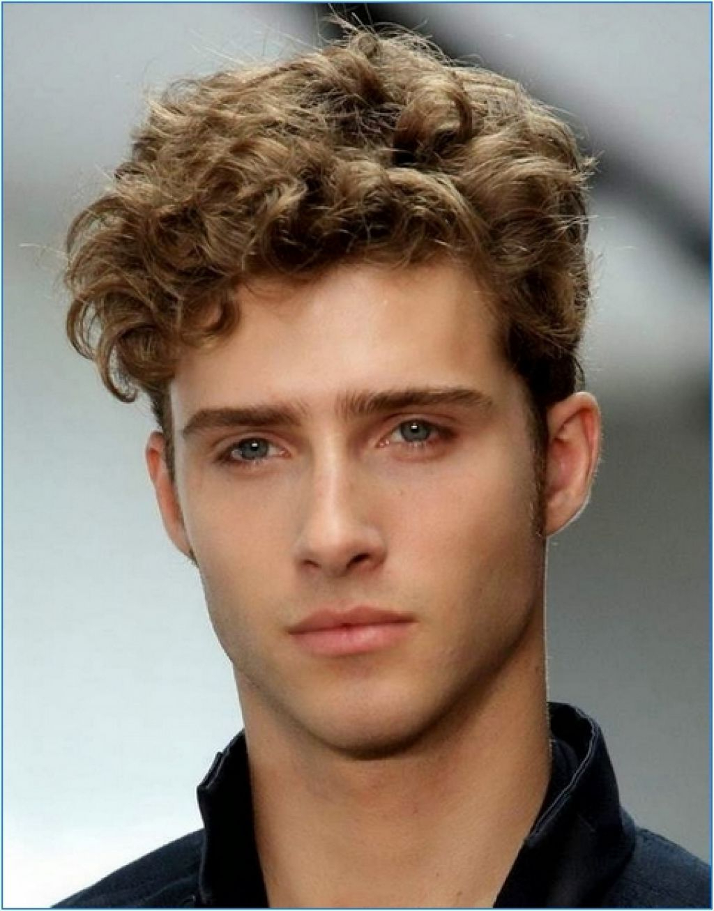 Dirty Blonde Hair Dye Guys – Best Hair Style 2017 | Kellen In 2018 Pertaining To Dark Blonde Short Curly Hairstyles (Gallery 5 of 20)