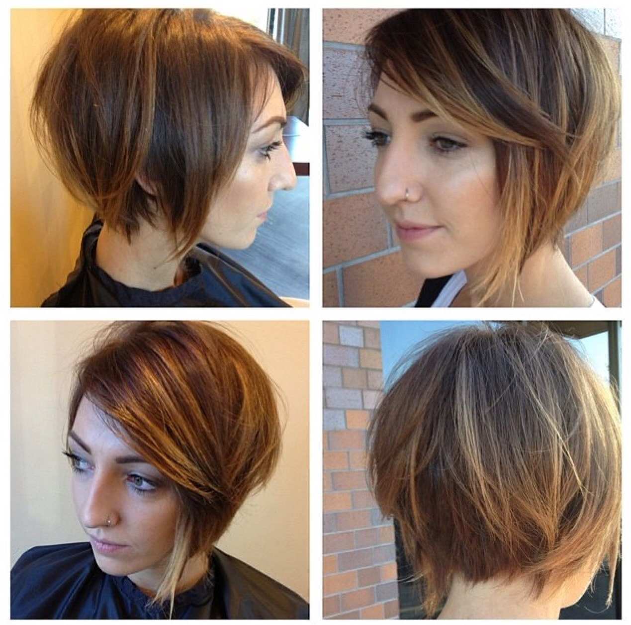 Disconnected Bob | The Look | Hair | Pinterest | Hair, Hair Styles Pertaining To Undercut Bob Hairstyles With Jagged Ends (Gallery 9 of 20)