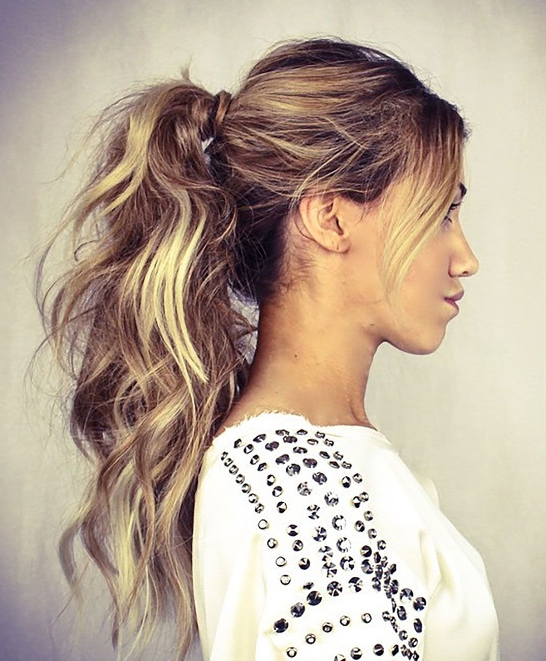 Diy Ponytail Ideas You're Totally Going To Want To Instagram (Gallery 1 of 20)