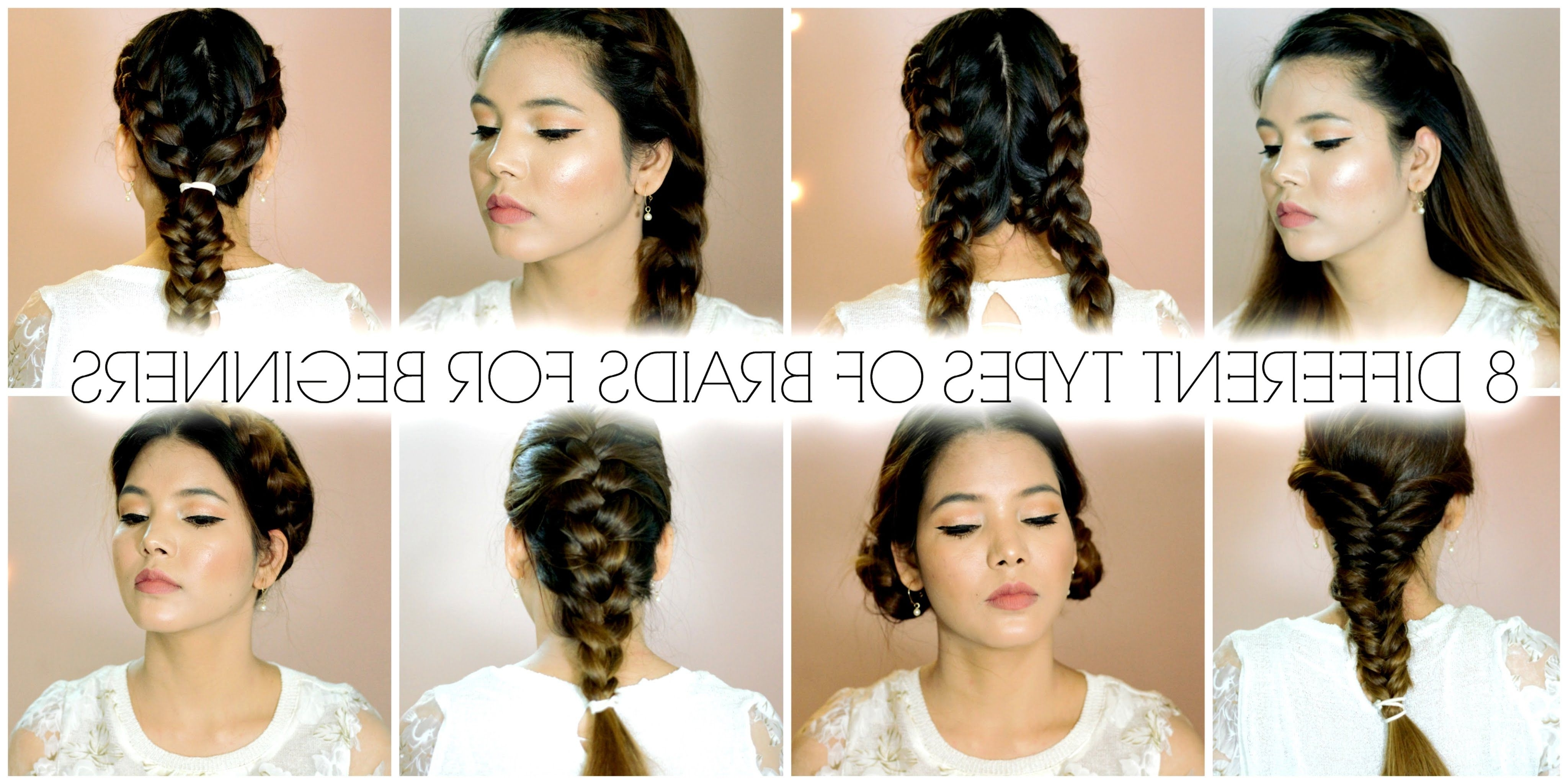 Diy Throughout Well Liked Braided Maze Low Ponytail Hairstyles (Gallery 7 of 20)