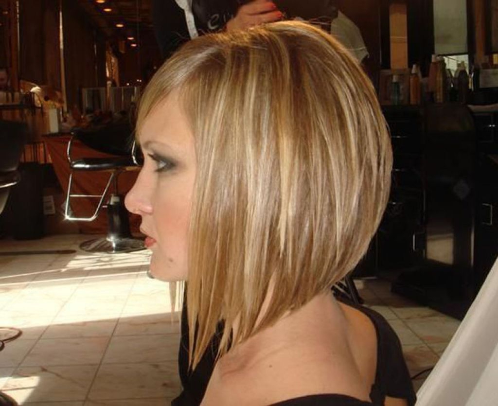 √ 24+ Unique Short Angled Bob Hairstyles: Fresh Angled Bob Haircut Throughout Angled Bob Hairstyles (View 13 of 20)